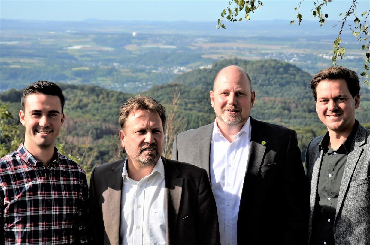 Lutz Wagner als gemeinsamer Bürgermeisterkandidat in Königswinter vorgestellt