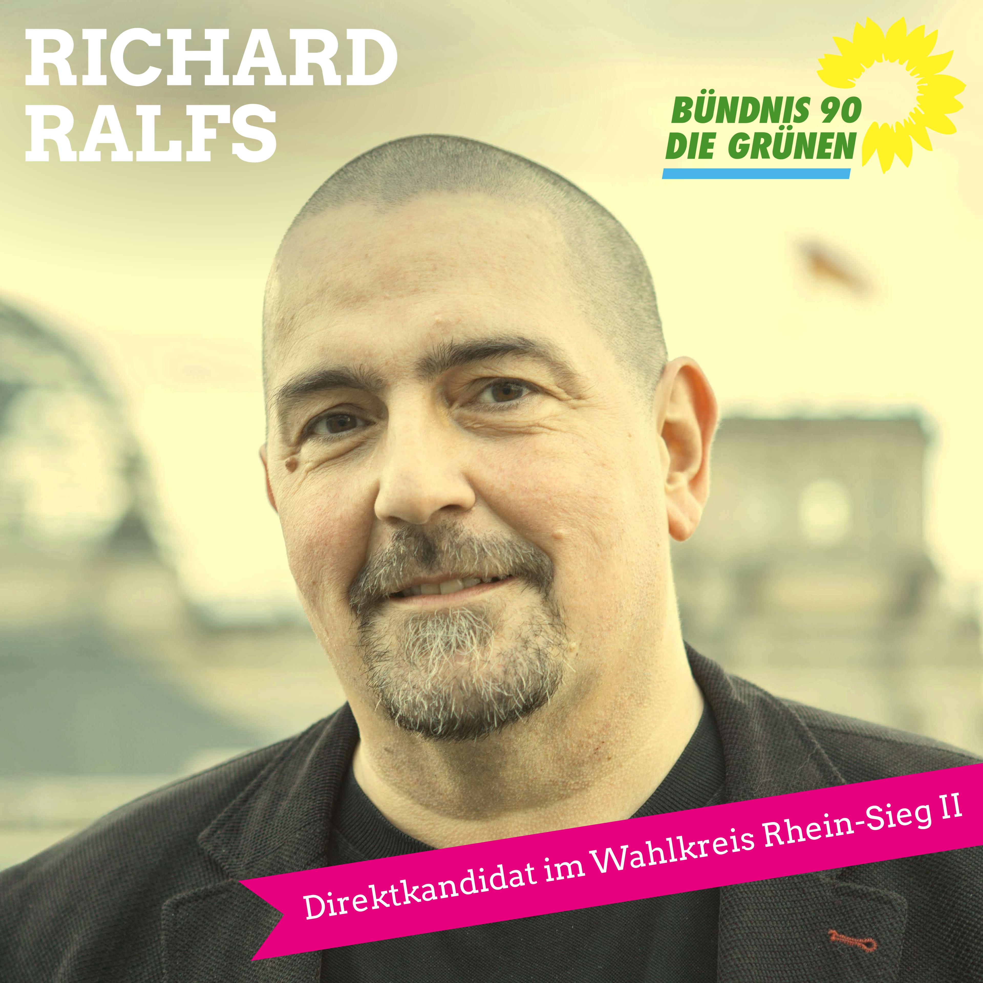 WahlkreisKandidat 98 Dr. Richard Ralfs BTW21